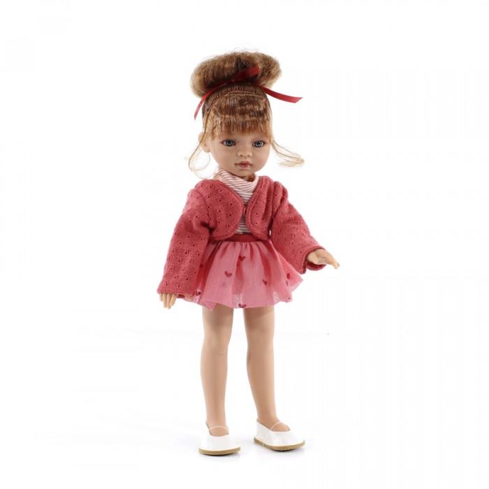 Куклы и одежда для кукол Munecas Antonio Juan Кукла Кармен в красном 33 см