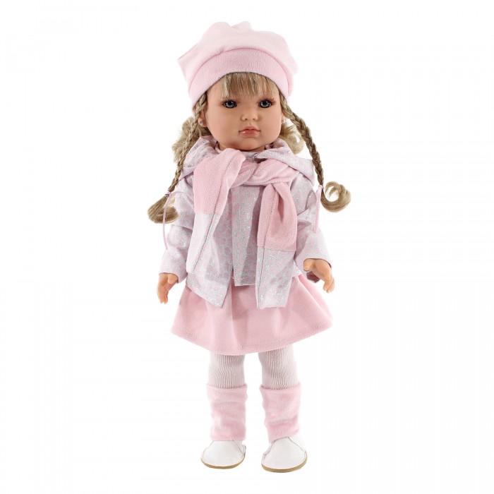 Фото - Куклы и одежда для кукол Munecas Antonio Juan Кукла Эстефания в розовом 45 см куклы и одежда для кукол munecas antonio juan кукла эстефания в розовом 45 см