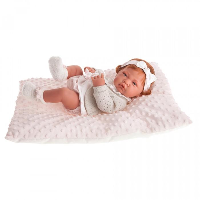 Купить Куклы и одежда для кукол, Munecas Antonio Juan Кукла Розарио в розовом 42 см