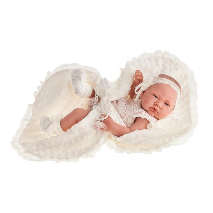 Купить Куклы и одежда для кукол, Munecas Antonio Juan Кукла Сесилия в белом 42 см