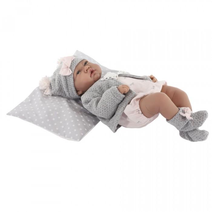 Купить Куклы и одежда для кукол, Munecas Antonio Juan Кукла Валерия в сером 40 см