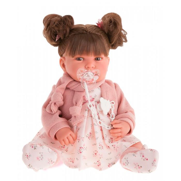 Купить Куклы и одежда для кукол, Munecas Antonio Juan Кукла Алексия в розовом 40 см