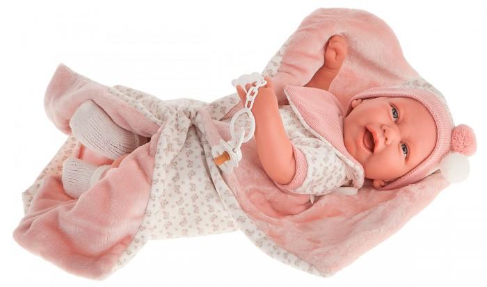 Купить Куклы и одежда для кукол, Munecas Antonio Juan Кукла Давиния в розовом 40 см