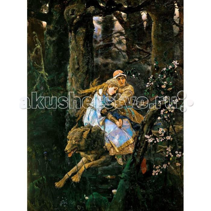 Картины по номерам Molly Картина по номерам Иван-царевич на сером волке 40х50 см molly мозаичная картина зеленая долина 40х50 см