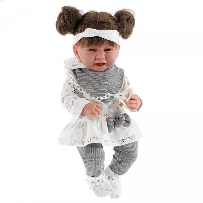 Купить Куклы и одежда для кукол, Munecas Antonio Juan Кукла Ребека в сером 40 см