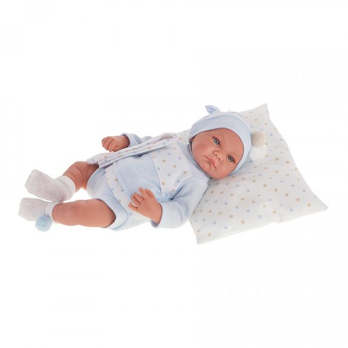 Купить Куклы и одежда для кукол, Munecas Antonio Juan Кукла Дольче в голубом 40 см