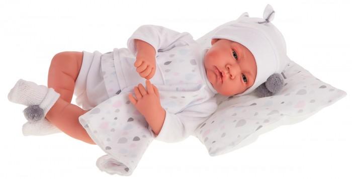 Купить Куклы и одежда для кукол, Munecas Antonio Juan Кукла Вирджиния в белом 40 см