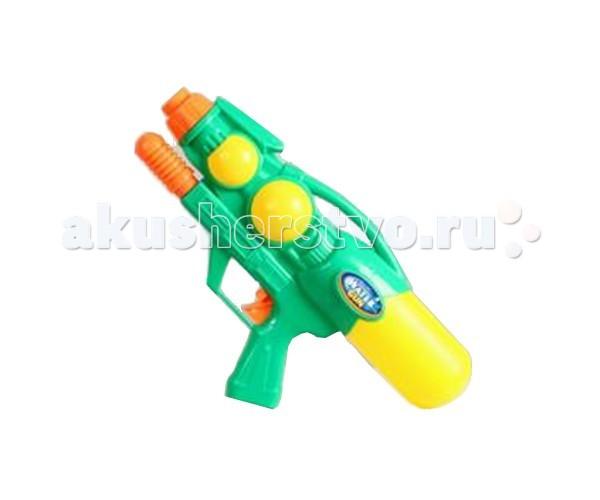 Игрушечное оружие Тилибом Водный автомат 33х19 см водный пистолет тилибом с помпой 45см красный для мальчика