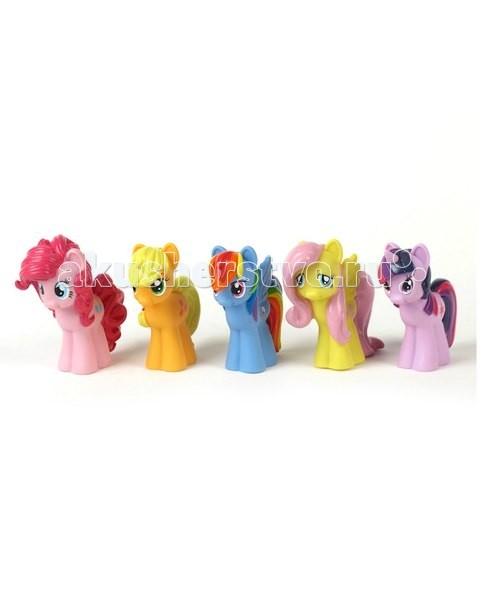 Игрушки для ванны Играем вместе Фигурка для купания My Little Pony 1 шт.