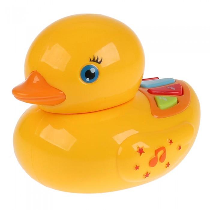 Купить Развивающие игрушки, Развивающая игрушка Умка Музыкальный утёнок с пианино