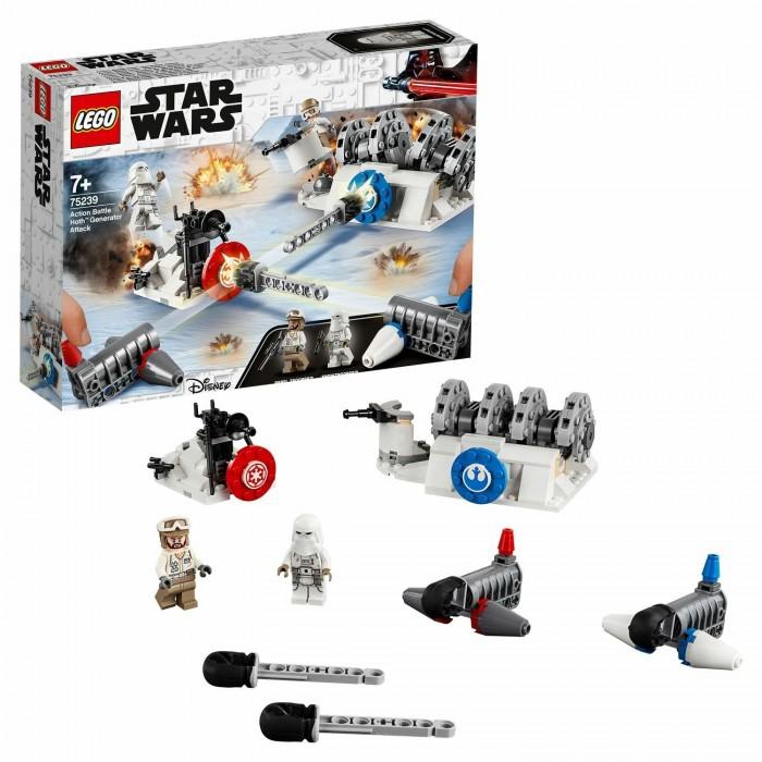 Lego Lego Star Wars TM Разрушение генераторов на Хоте