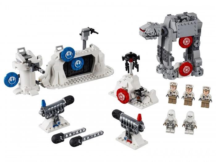 Конструктор Lego Star Wars TM Защита базы «Эхо»