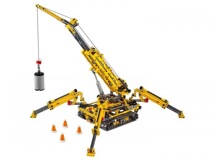 Конструктор Lego Technic Мостовой кран