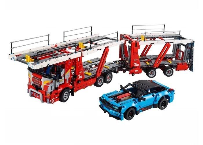 Lego Technic Автовоз