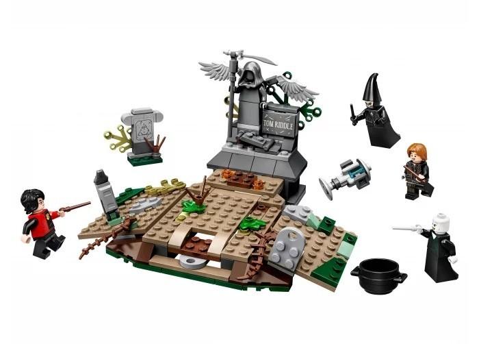 Lego Harry Potter TM Возвращение Лорда Волан-де-Морта