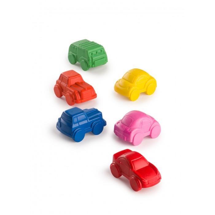 Карандаши, восковые мелки, пастель Happy Baby Набор восковых мелков 6 цветов набор восковых мелков pj masks