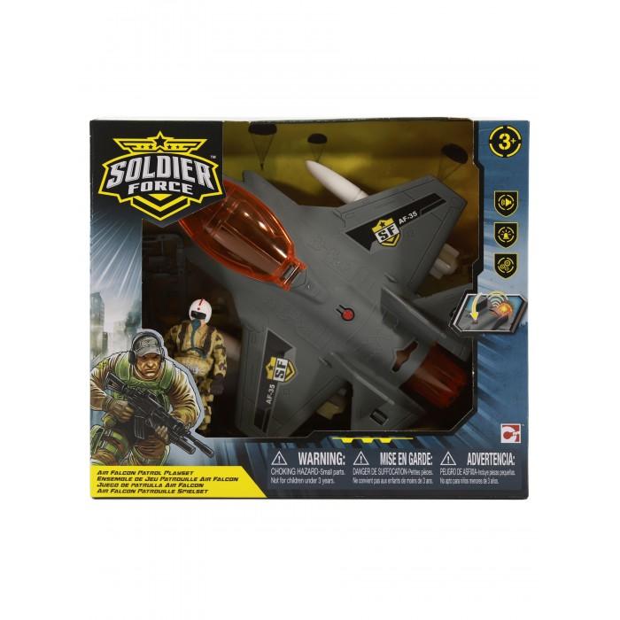 игровые наборы Chap Mei игровой набор пилот на вертолете 545041