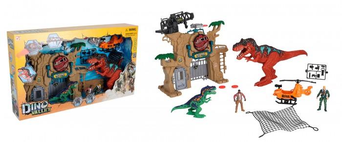 Chap Mei Игровой набор Охота на динозавров Штурм ворот фото