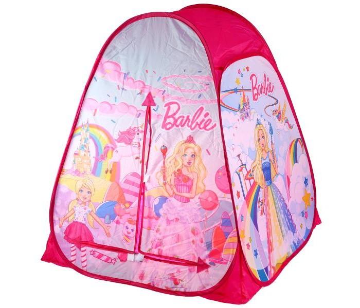 Фото - Палатки-домики Играем вместе Палатка Барби палатка arten space