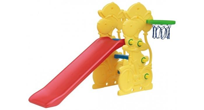 цена на Игровые комплексы Ching Ching Горка Жираф SL-20