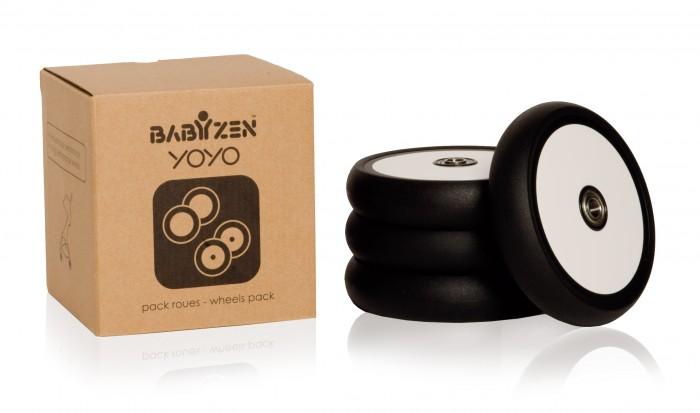 Купить Аксессуары для колясок, Babyzen Комплект колес 4 шт. для коляски Yoyo+ Babyzen