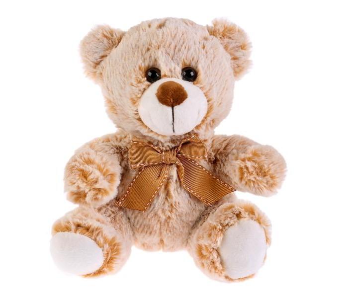 Купить Мягкие игрушки, Мягкая игрушка Мульти-пульти Мишка 19 см