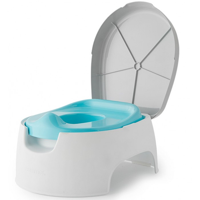 Горшок Summer Infant Step up Potty 2 в 1