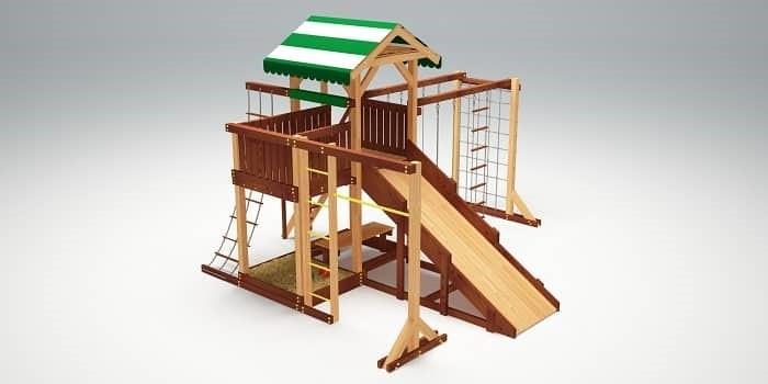 Купить Савушка Детская игровая площадка 4 Сезона-6 в интернет магазине. Цены, фото, описания, характеристики, отзывы, обзоры