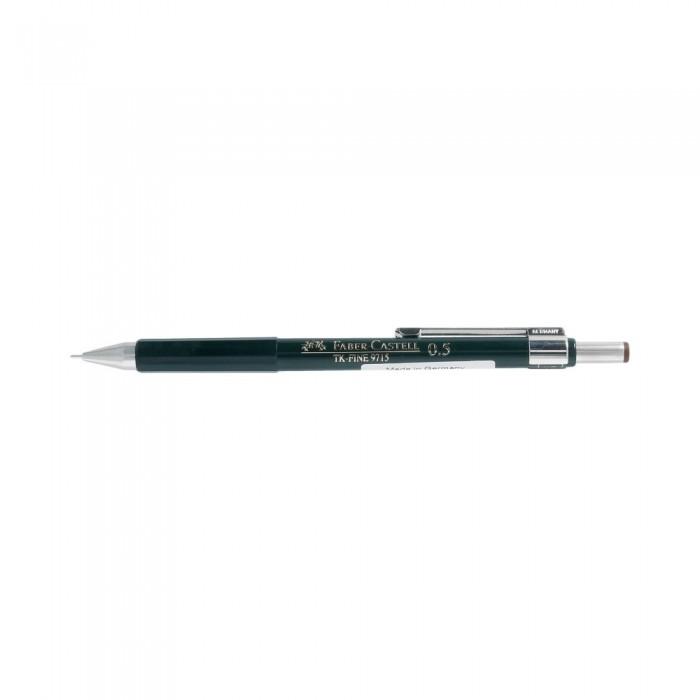 Карандаши, восковые мелки, пастель Faber-Castell Карандаш механический TK-Fine 9715 0.5 мм
