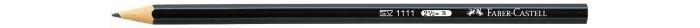 Карандаши, восковые мелки, пастель Faber-Castell Карандаш чернографитовый 1111 B