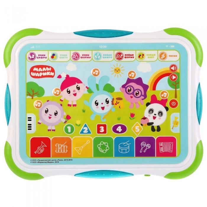 Развивающая игрушка Умка Сенсорный планшет Малышарики 9 режимов