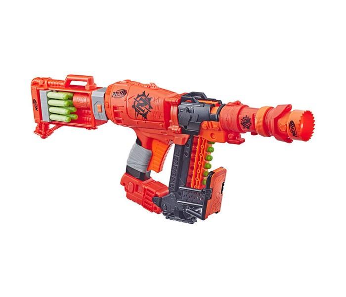 Игрушечное оружие Nerf Игровой набор бластер Ногтегрыз hasbro бластер nerf mega мегалодон