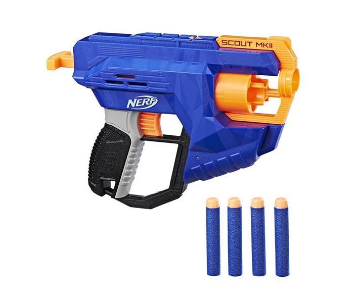 Игрушечное оружие Nerf Бластер Элит Скаут другое оружие и боеприпасы nerf специальный агент