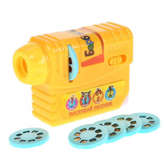 Купить Развивающие игрушки, Развивающая игрушка Умка музыкальный проектор Барбоскины