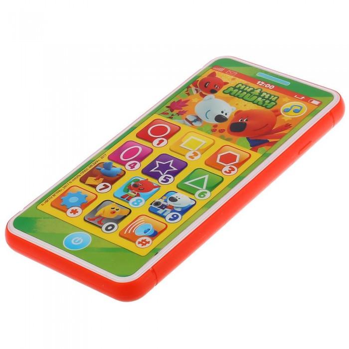 Электронные игрушки Умка Обучающий телефон Мимимишки 11 сказок