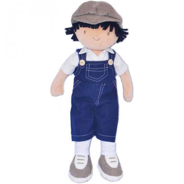 Мягкая игрушка Bonikka Мягконабивная кукла мальчик Joe