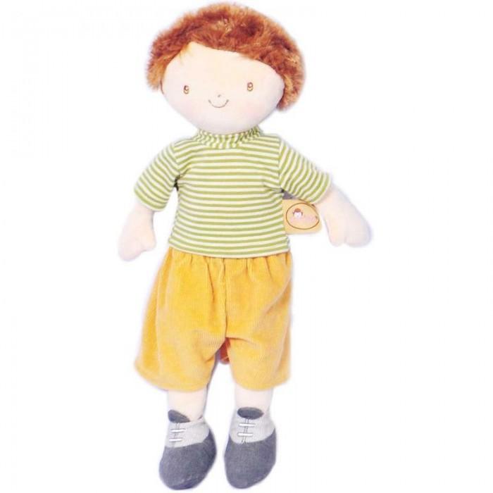 Мягкая игрушка Bonikka Мягконабивная кукла мальчик Jack