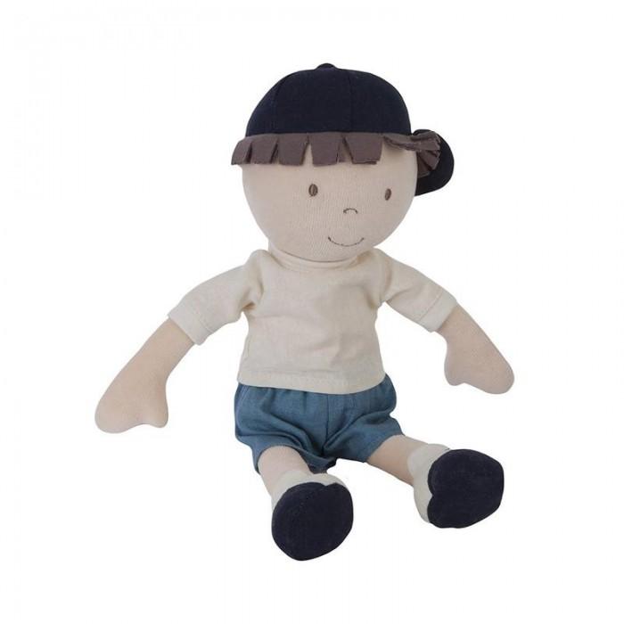 Мягкая игрушка Bonikka Мягконабивная кукла мальчик Jasper