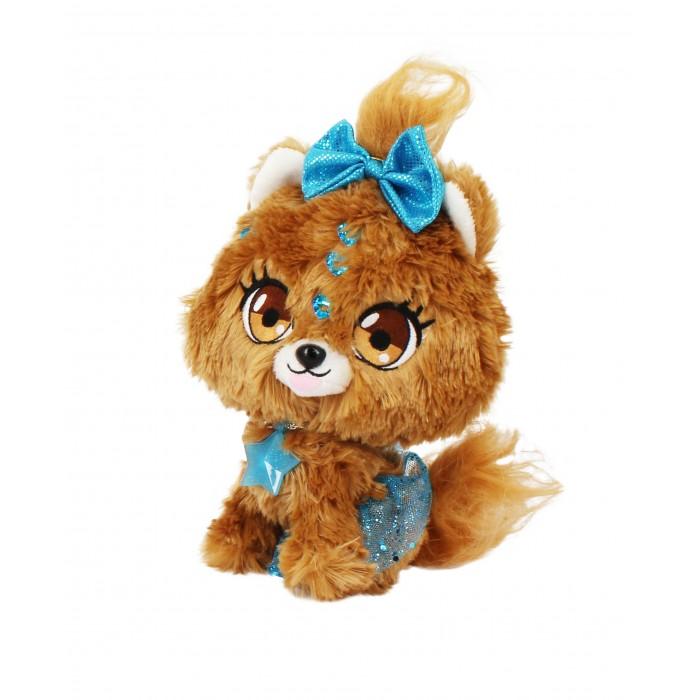 Мягкая игрушка Shimmer Stars Плюшевая собачка 20 см
