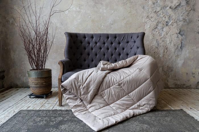 Купить Одеяла, Одеяло German Grass Almond Wool теплое 200х220 см