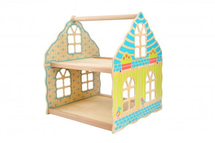 Купить Кукольные домики и мебель, Lucy & Leo Кукольный дом 2 этажа