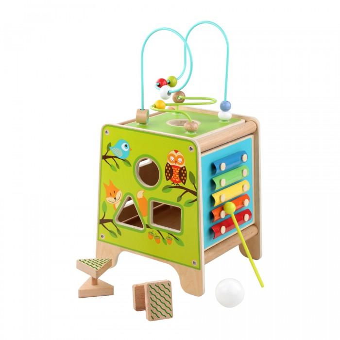 Купить Деревянные игрушки, Деревянная игрушка Lucy & Leo Универсальный куб 2