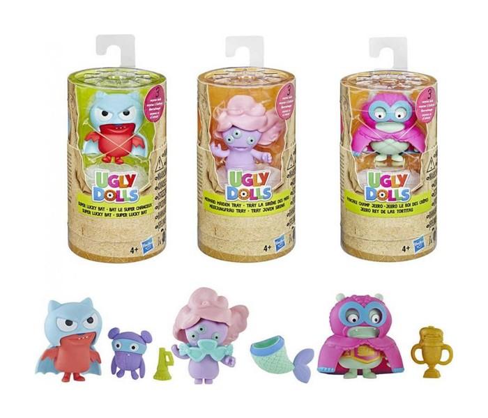 Игровые фигурки Ugly Dolls Фигурка коллекционная фигурки героев мультфильмов trolls коллекционная фигурка trolls в закрытой упаковке 10 см в ассортименте
