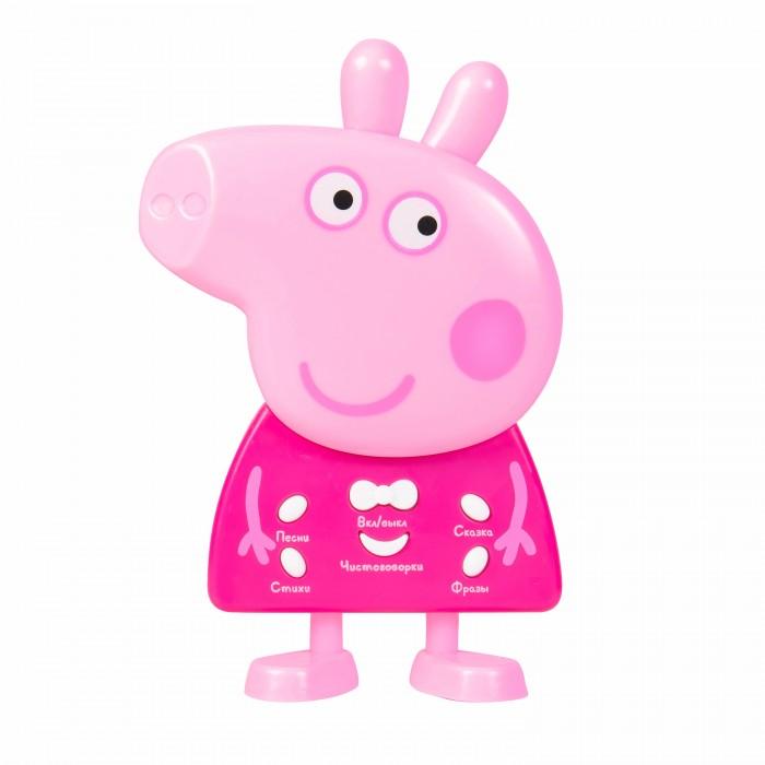 Развивающая игрушка Свинка Пеппа (Peppa Pig) Фигурка со звуком