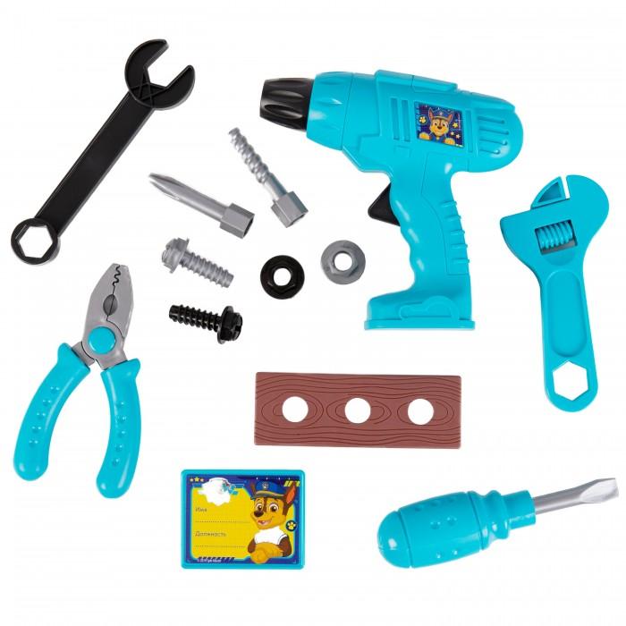 Ролевые игры Щенячий патруль (Paw Patrol) Набор инструментов (13 предметов)