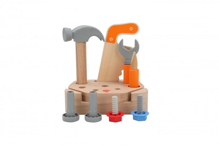 Купить Деревянные игрушки, Деревянная игрушка Lucy & Leo Игрушка Маленький плотник