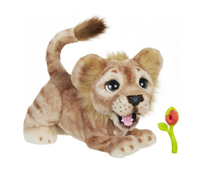 Интерактивная игрушка FurReal Friends Играй с Симбой
