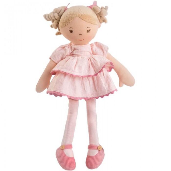 Картинка для Мягкая игрушка Bonikka Мягконабивная кукла Amelia 42 см в подарочной упаковке