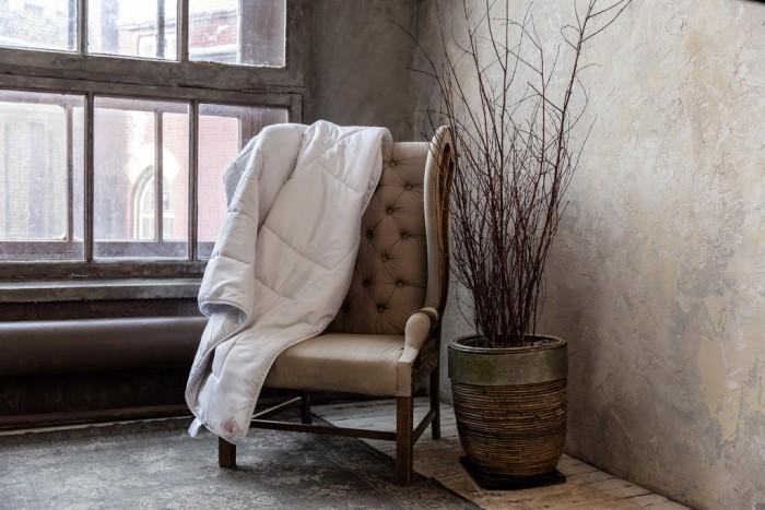Купить Одеяла, Одеяло German Grass Linenwash легкое 200х220 см