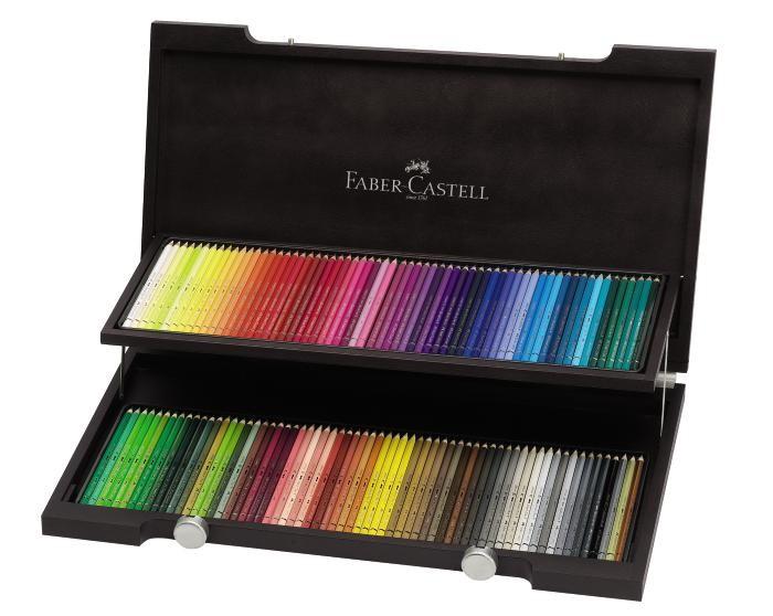 Faber-Castell Карандаши акварельные художественные Albrecht Durer 120 цветов фото